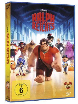 Ralph reichts DVD