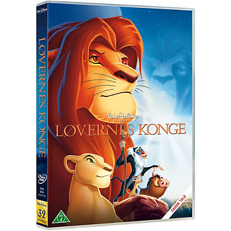 Løvernes Konge, DVD