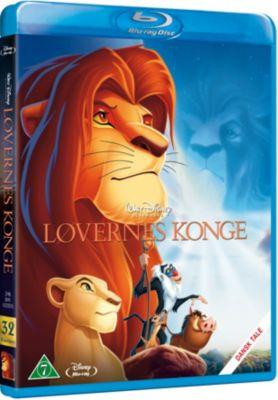 Løvernes Konge, Blu-ray