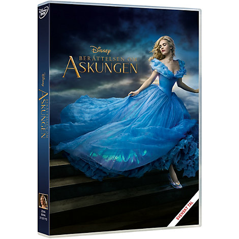 Berättelsen om Askungen DVD