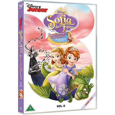 Sofia Den Første - Prinsesse Ivys Forbandelse - DVD