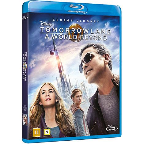 Tomorrowland: A World Beyond - Blu-ray