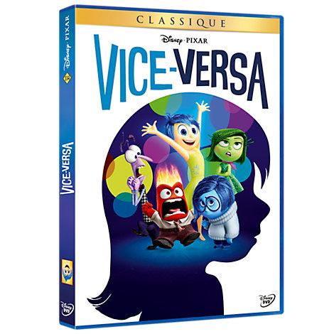 Vice-Versa DVD