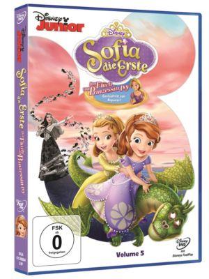 Sofia die Erste - Der Fluch der Prinzessin Ivy Dvd