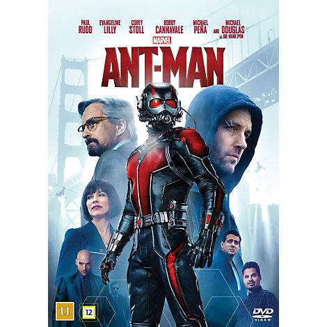 Marvel: Ant-Man, DVD