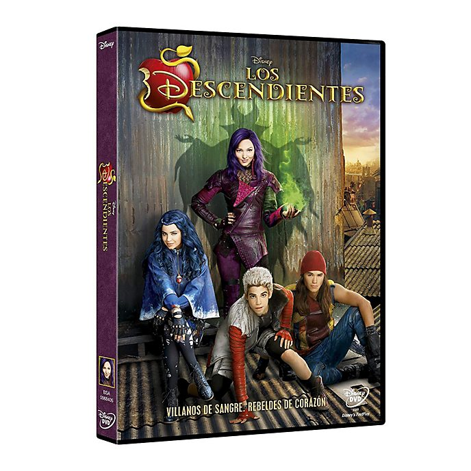 Los Descendientes DVD