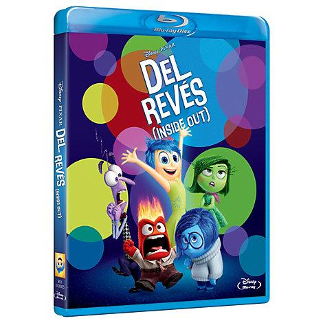 Del revés - Blu-Ray