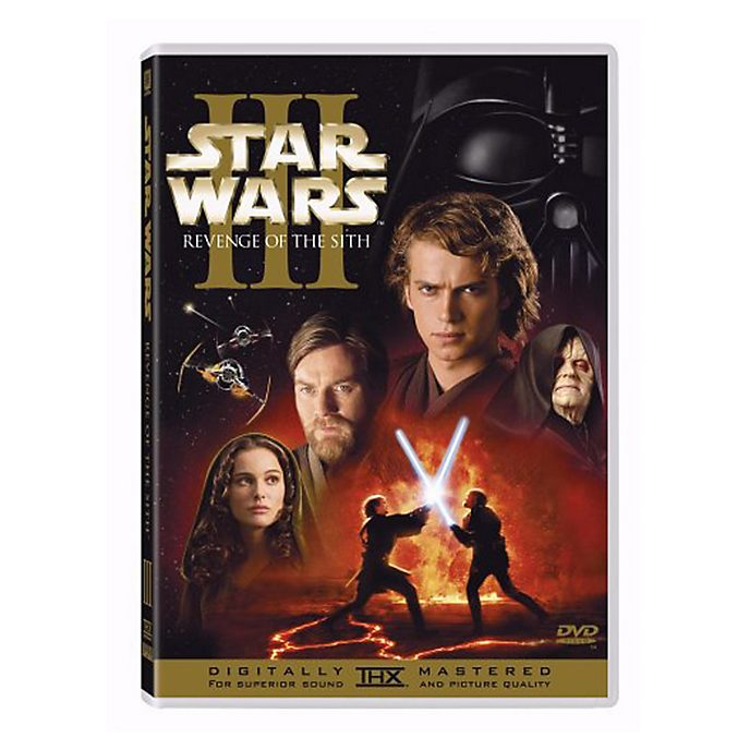 Star Wars Episode III - Revenge of the Sith DVD