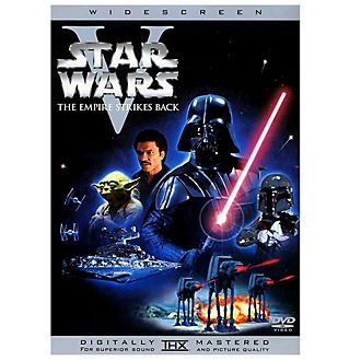 Star Wars V - The Empire Strikes Back DVD