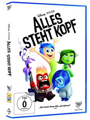 Alles steht Kopf DVD