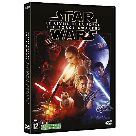 Star Wars : Le Réveil de la Force DVD