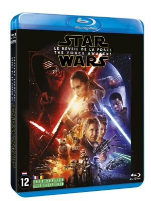 Star Wars : Le Réveil de la Force Blu-ray