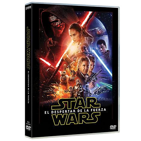 Star Wars: El despertar de la fuerza DVD