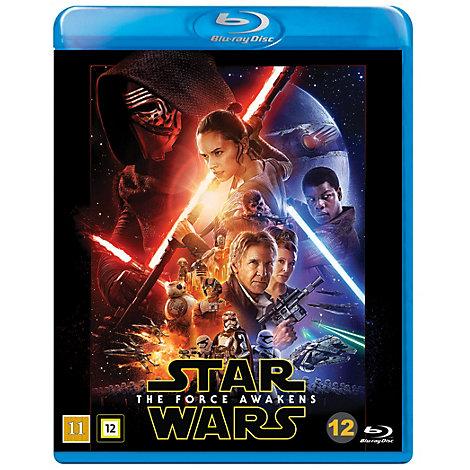 Star Wars: The Force Awakens, Blu-ray