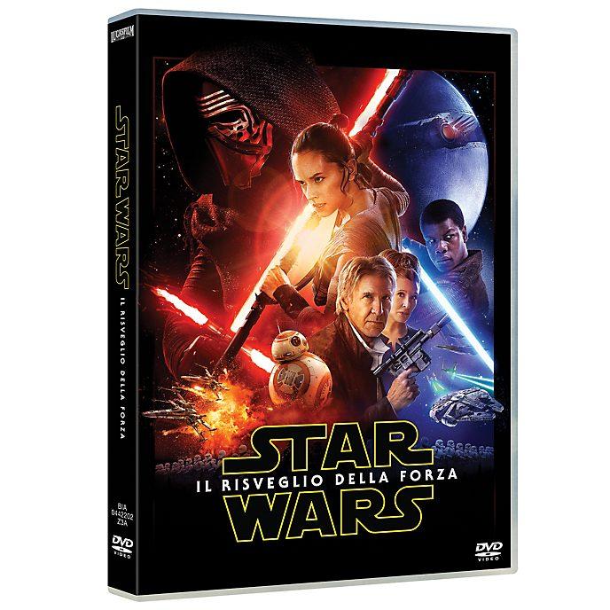 Star Wars: Il Risveglio della Forza DVD