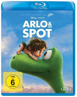 Arlo & Spot Blu-ray