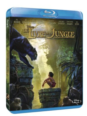 Blu-ray Le Livre de la Jungle