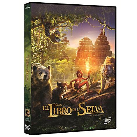 El Libro de la Selva DVD