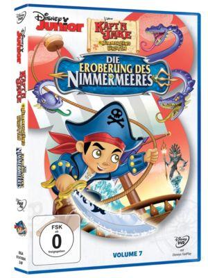 Käpt'n Jake und die Nimmerland Piraten Volume 7: Die Eroberung des Nimmermeeres