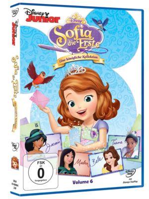 Sofia die Erste - Eine königliche Kollektion (Volume 6)
