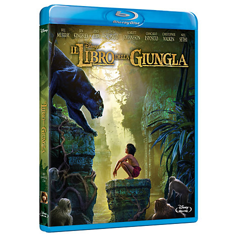 Il Libro della Giungla Blu-Ray
