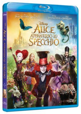 Alice attraverso lo specchio Blu-ray