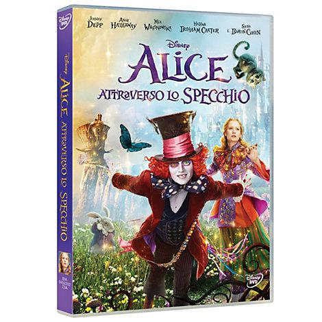 Alice attraverso lo specchio DVD