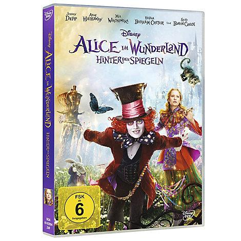 Alice im Wunderland: Hinter den Spiegeln DVD