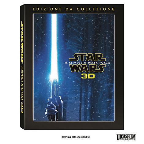 Star Wars - Il Risveglio della Forza 3D Blu-ray