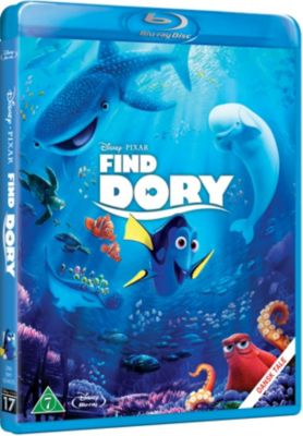 Find Dory Blu-ray