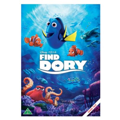 Find Dory DVD