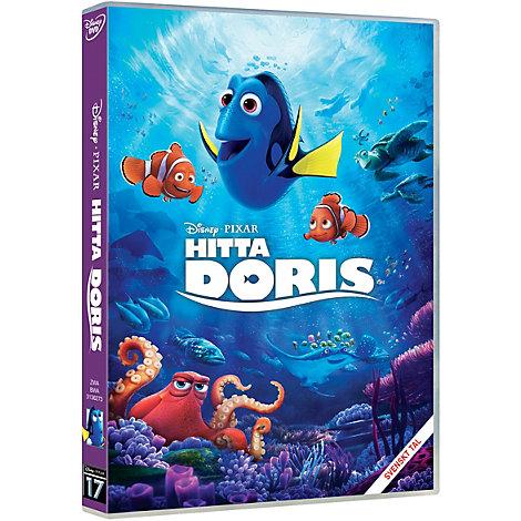 Hitta Doris DVD