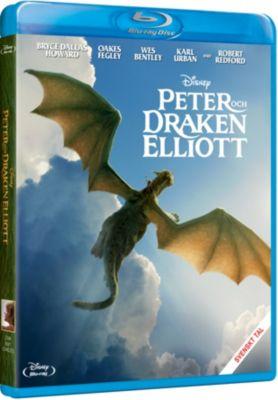 Peter och Draken Elliott Blu-ray