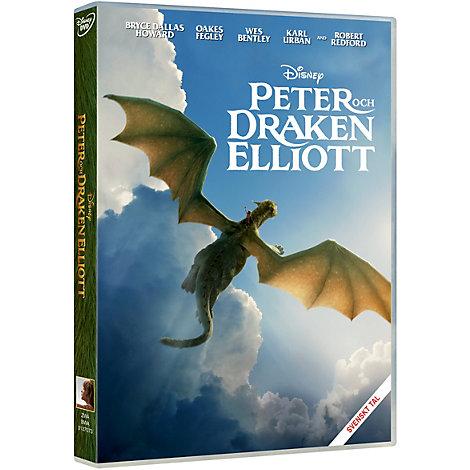 Peter och Draken Elliott DVD