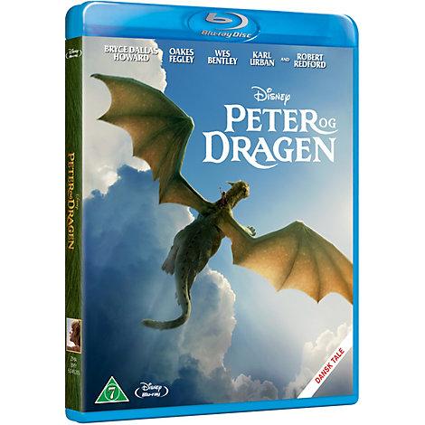 Peter og Dragen Blu-ray