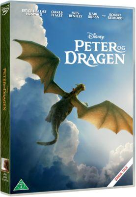 Peter og Dragen DVD