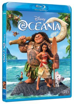 Oceania Blu-ray