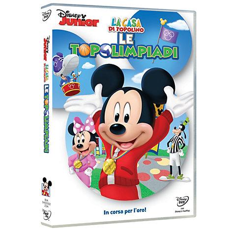 La Casa di Topolino: Le Topolimpiadi DVD
