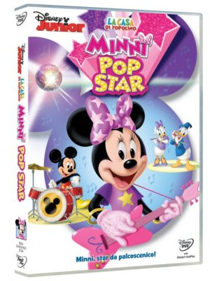 La Casa di Topolino: Minni Pop Star DVD