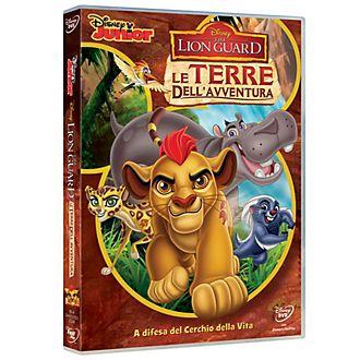 Lion Guard: Le Terre dell'Avventura DVD
