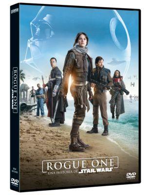 Rogue One: una Historia de Star Wars DVD