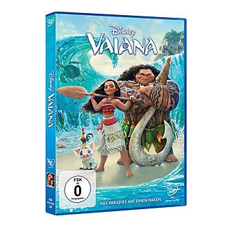Vaiana DVD