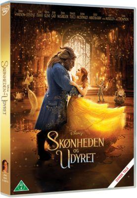 Skønheden of Udyret DVD