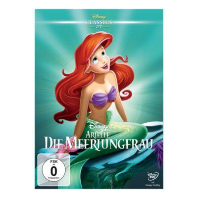 Arielle - Die Meerjungfrau DVD