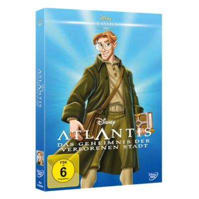 Atlantis - Das Geheimnis der verlorenen Stadt DVD