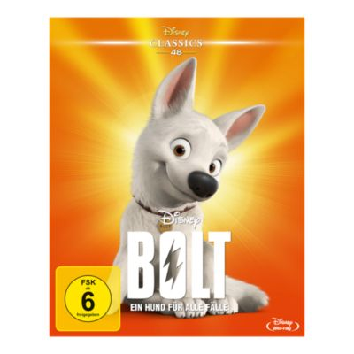 Bolt - Ein Hund für alle Fälle DVD