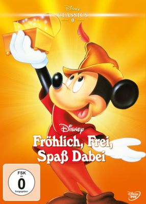 Fröhlich, Frei, Spaß dabei DVD