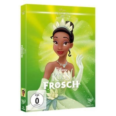 Küss den Frosch DVD