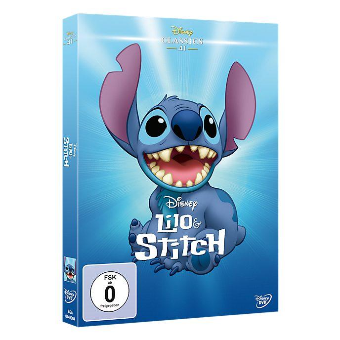 Lilo & Stitch DVD