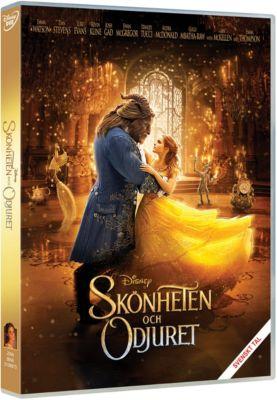 Skönheten och Odjuret DVD